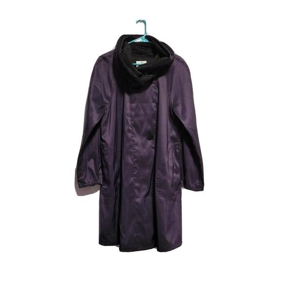 MYCRA PAC Weather Coat NWT Hooded Rain Petite 0
